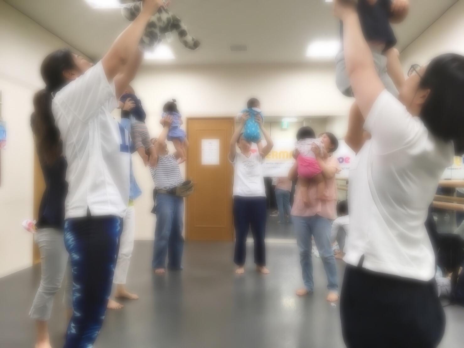 <西宮北口> Rhymoe®Kids 体験会